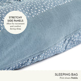 ergoPouch Sheeting Sleeping Bag (1.0 tog) - Drops