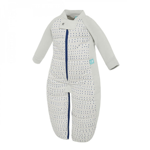 ErgoPouch Winter Sleep Suit Bag (3.5 Tog) - Blue Dot