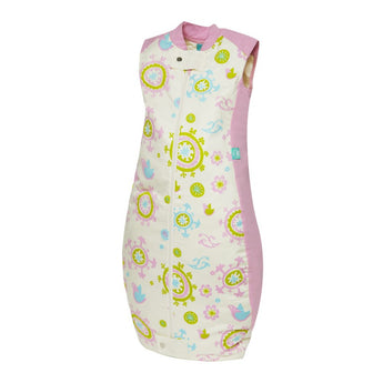 ErgoPouch Winter Baby Sleeping Bag (3.5 tog) - Pink Bird
