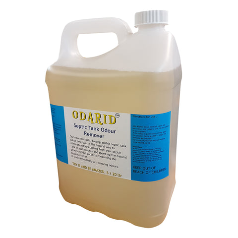 Septic Tank Odour Removers