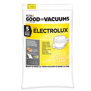 Electrolux Vacuum Dust Bags Pack of 5 11014