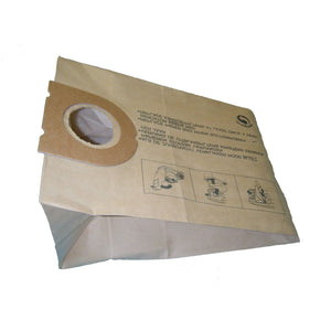 HOLLAND ELECTRO / BIRDY VACUUM DUST BAGS 5PACK 17020