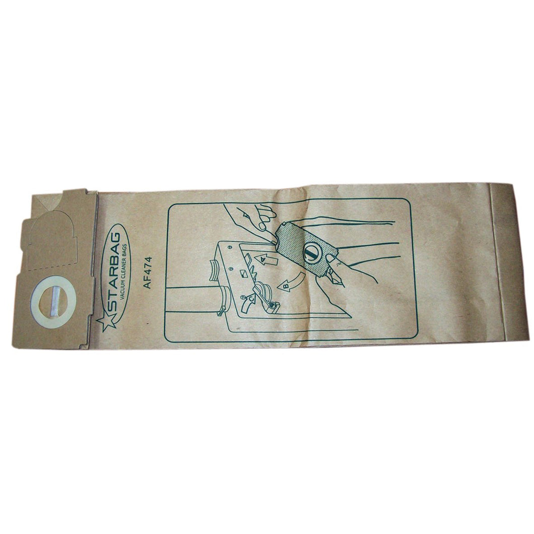 CLARK/HAKO RE-USABLE VACUUM DUST BAG 18002
