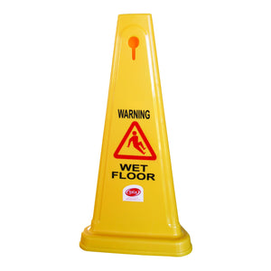 Safety Cone - Wet Floor 680mm BASACO46Y