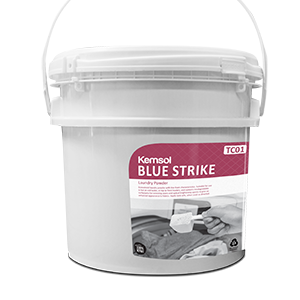 Nationwide Cleaning Products | Laundry Powder Blue Strike (10kg)