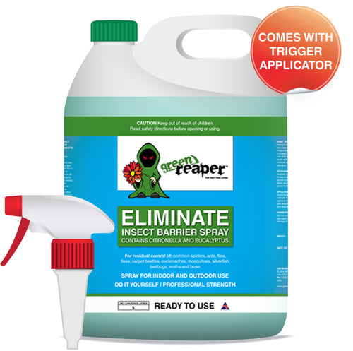 Nationwide Cleaning Products | Eliminate Insect Barrier Spray - 5 Litre