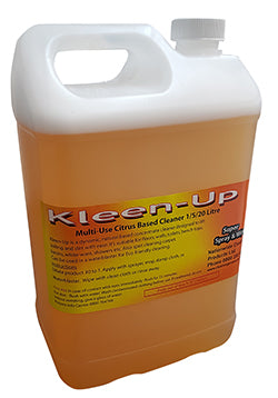 Nationwide Cleaning Products | Kleen-Up General Duty Citrus Cleaner (5 Litre)