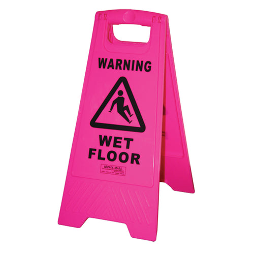Safety Sign - Wet floor BASAC11P