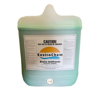 Antifreeze 20 Litre Green