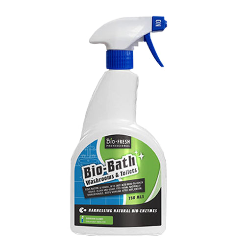 Bio-Fresh Bio-Bath Enzyme Washroom & Toilet Cleaner 750ml