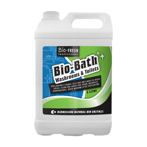 Bio-Fresh Bio-Bath Enzyme Washroom & Toilet Cleaner 5 Litre