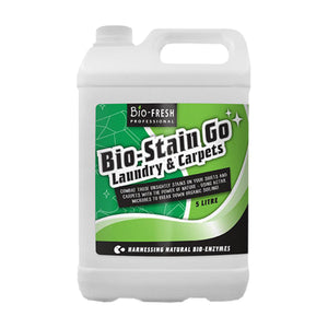 Bio-Fresh Bio-Stain-Go Laundry and Carpet Stain Remover 5 Litre