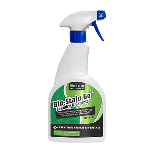 Bio-Fresh Bio-Stain-Go Laundry and Carpet Stain Remover 750ml