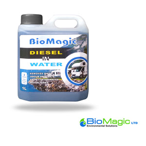 Diesel In Water Tank Treatment For Campervans 1 Litre By BioMagic