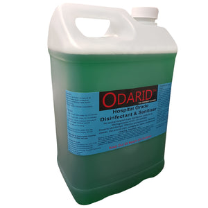 Disinfectant & Sanitiser Hospital Grade 5Litre Concentrate (60:1) ODARID