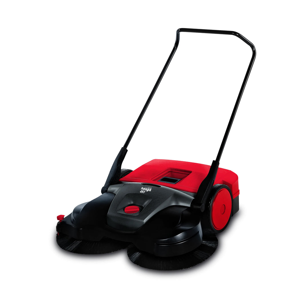 Haaga Floor Sweeper with iSweep Model 497
