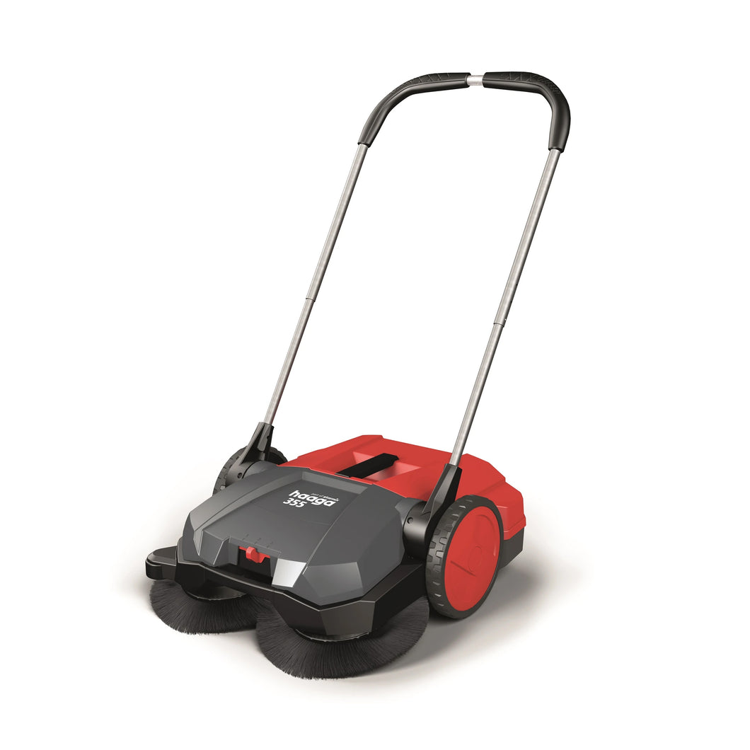 Haaga Floor Sweeper Model 355