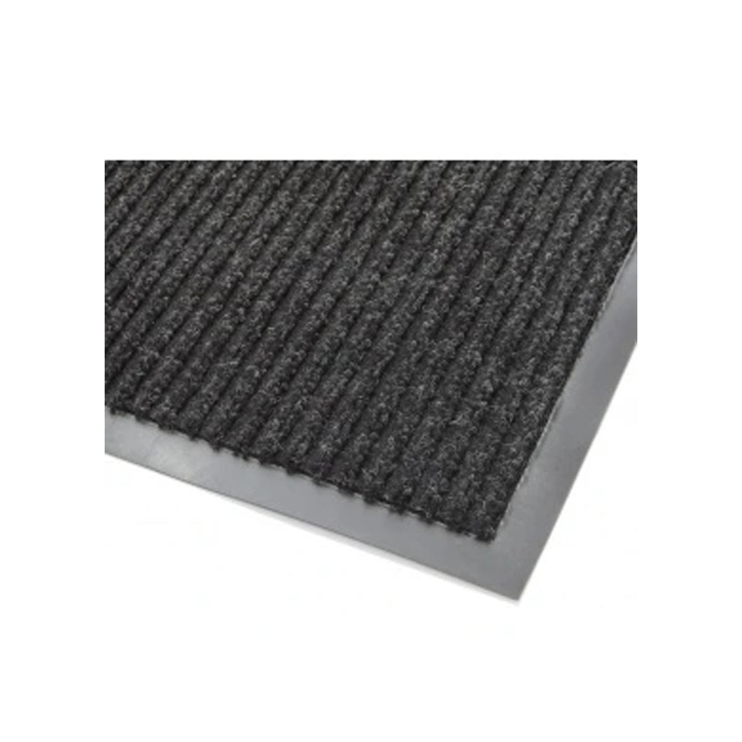 Floor Entrance Mat Super Brush Charcoal