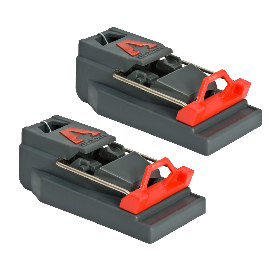 Victor Quick Kill Mouse Trap Twin Pack