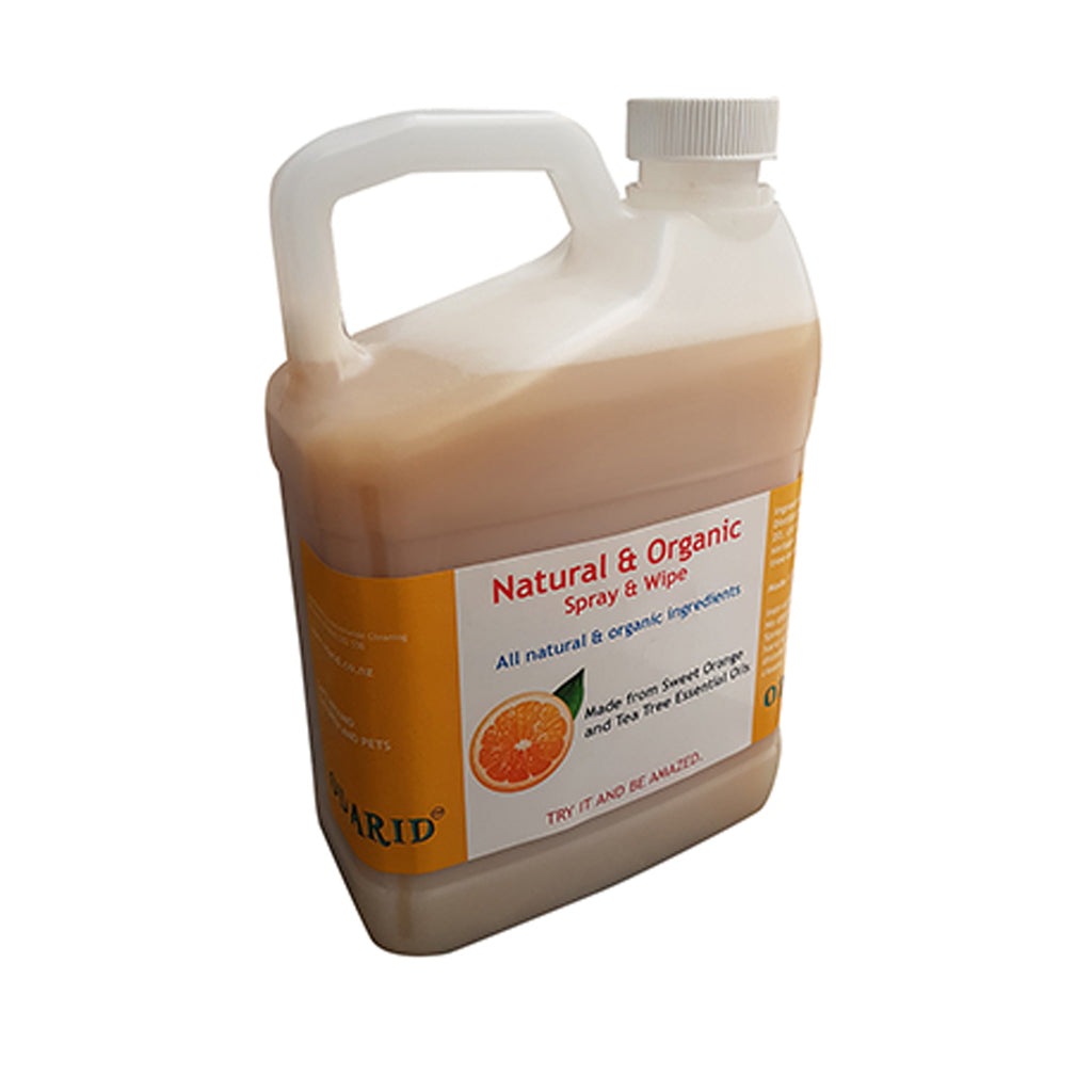 Odarid Organic & Natural Spray & Wipe 2 Litre
