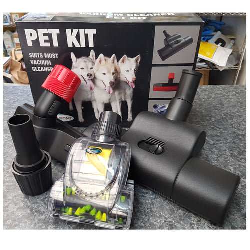 Vacuum Pet Kit for Animal Fur 80097