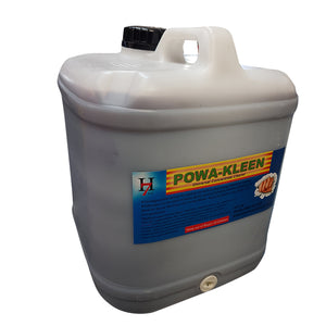 Waterblaster Chemical / Degreaser Powa-Kleen 20Lt