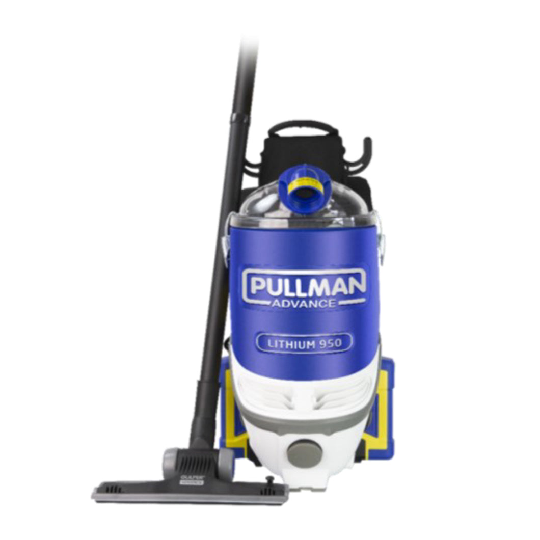 Pullman Advance Lithium CORDLESS Backpack Vacuum Cleaner NEW