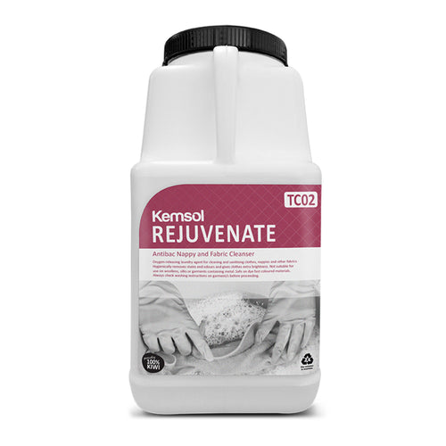 Rejuvenate Oxygen-Releasing Laundry Agent for Sanitising 5kg