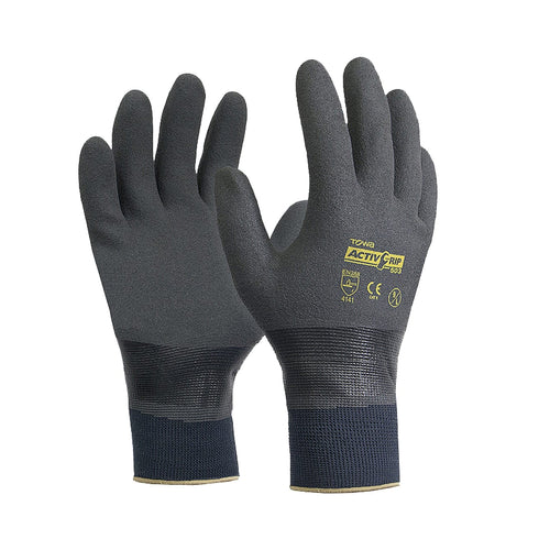 Gloves Nitrile Double Dipped Ideal for greasy components Choose Your Size