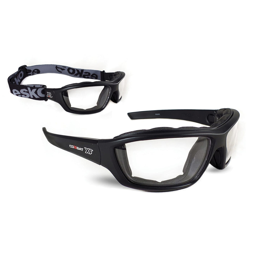 Esko Combat X4 Safety Specs  Choose A Lens Type