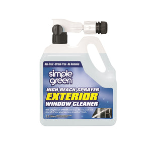 Simple Green® High Reach Exterior Window Cleaner 2.5 Litre
