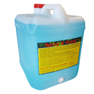 Spray & Away Moss & Mould & Lichen Remover 20 Litre