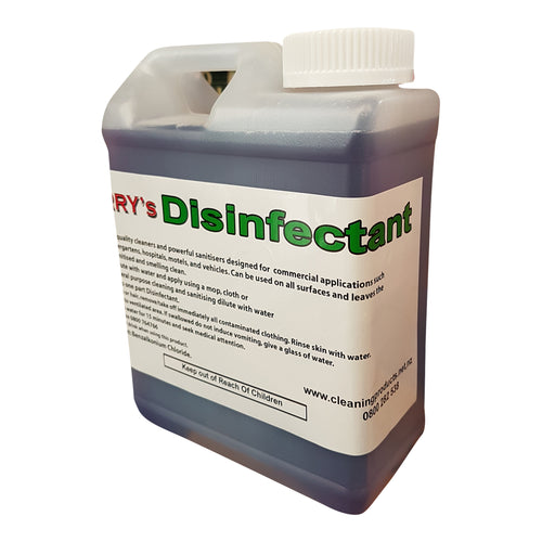 HARRY'S DISINFECTANT 1 LITRE TUTTI FRUITI Try It Out SIze