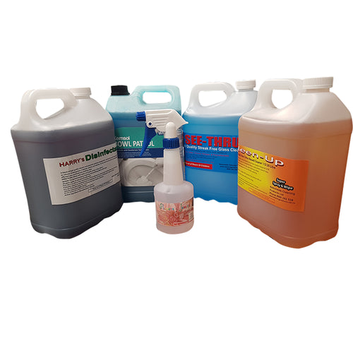 Ultimate Cleaning Kit in 5Litres Plus FLOWERS OF JESSICA FREE 5Litre Upgrade!!!