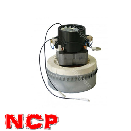 Vacuum Cleaner Motor UNIVERSAL 2-STAGE 240V 1000W BYPASS