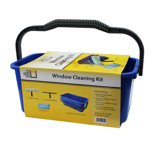 Window Glass / Cleaning Kit