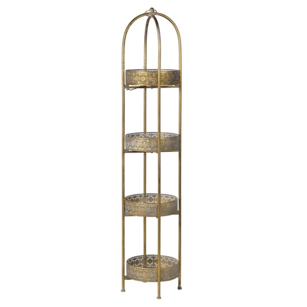 Tall 4 Tier Tray Stand