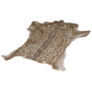 Faux Deer Hide Rug