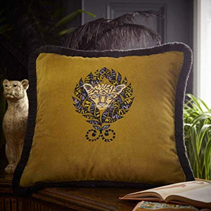 Amazon Gold Cushion