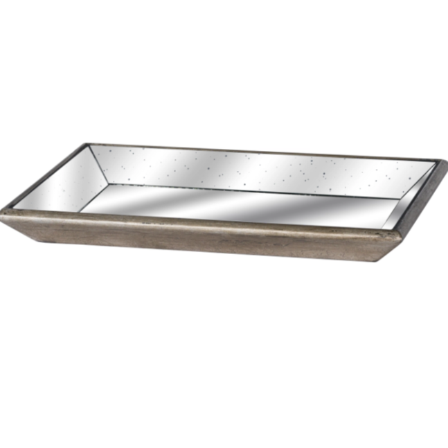 Astor Mirrored Tray