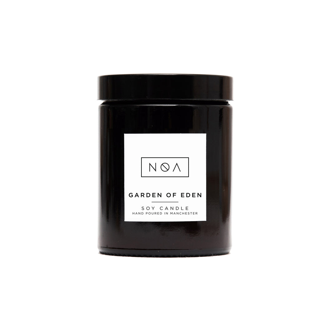 Garden of Eden Candle Large (500ML)