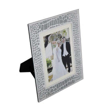 Load image into Gallery viewer, Silver Safari Photo Frame Set 12x10