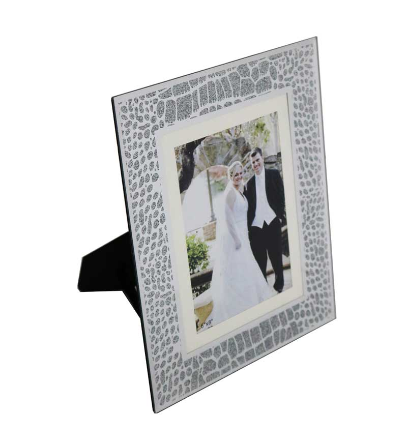 Silver Safari Photo Frame Set 12x10