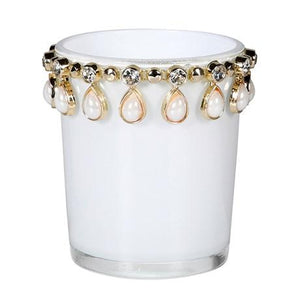 Small Jewelled T-Light Holder