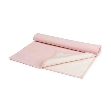 Pink Cotton Table Runner