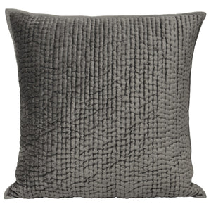 Blands Cushion Graphite - 55x55cm