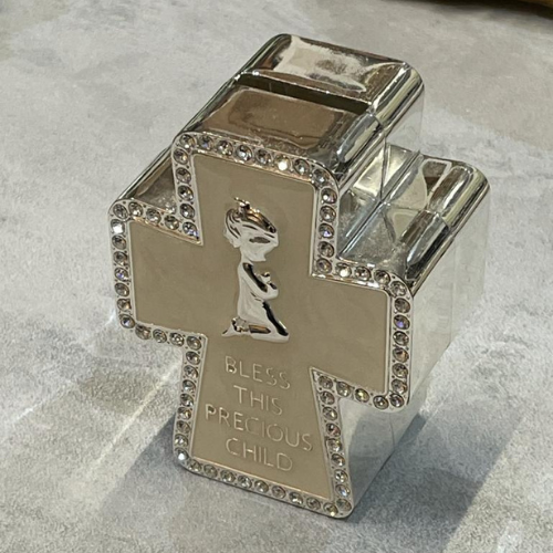 Cross Money Box