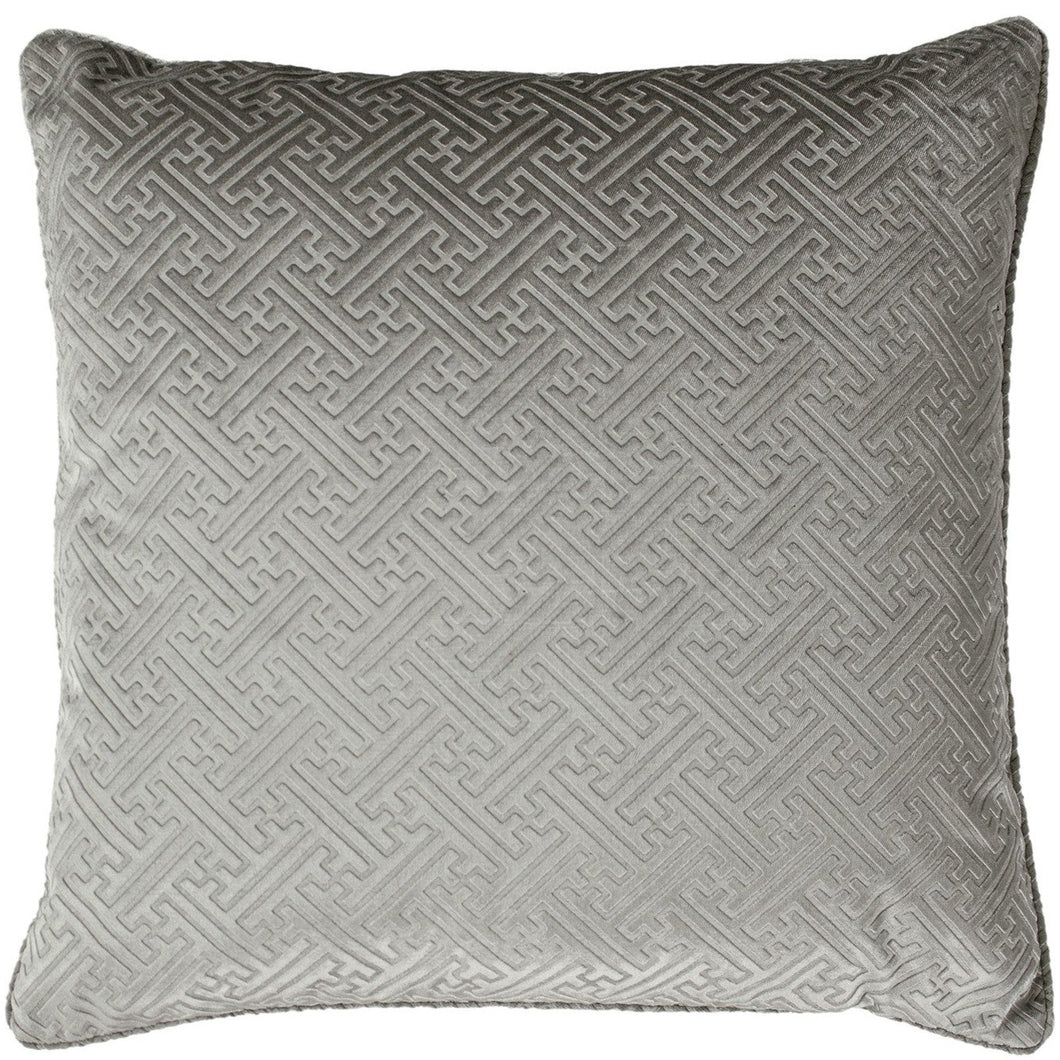 Flow Silver Cushion