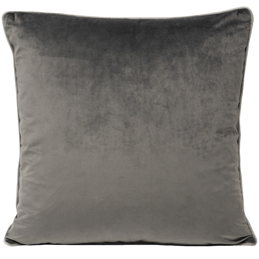 Merry Cushion Charcoal & Dove