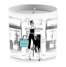 Tiffany Fashion Candle